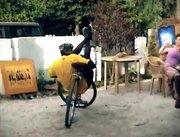 Негр и велосипед