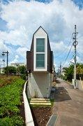 Плоский дом в Токио