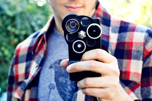 Фотик из айфона
