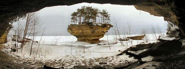 Островок на Гуроне