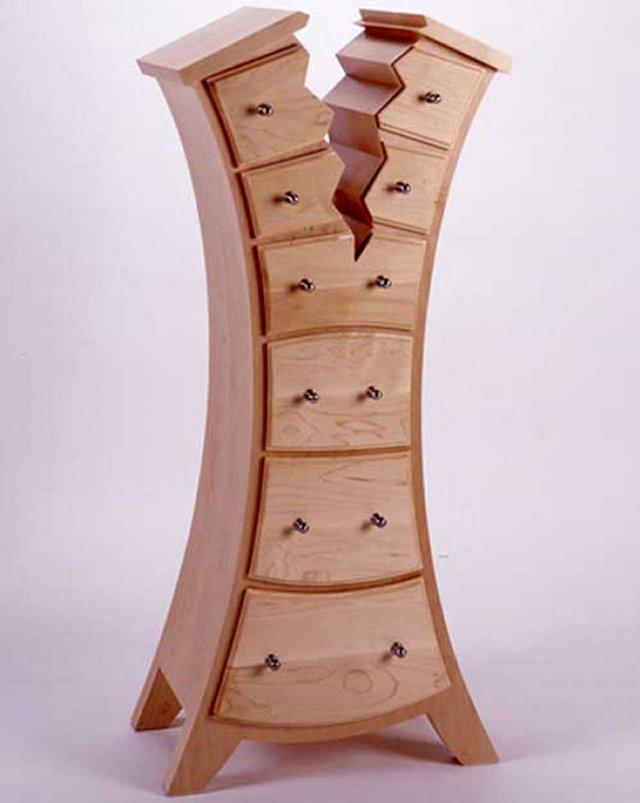 Мебель из мультиков