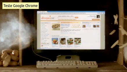 Скорость Chrome