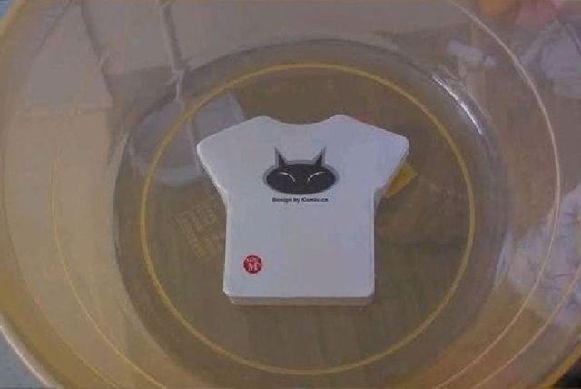 Компактная футболка
