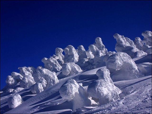 Снежные монстры