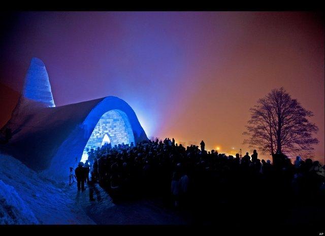 Ледяная церковь