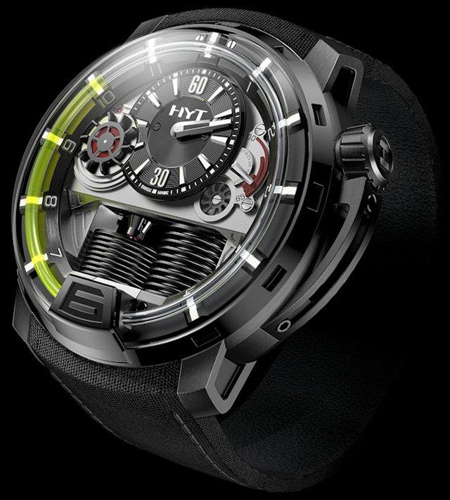Гидромеханические часы