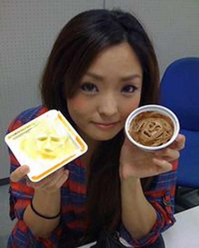 Японское мороженное