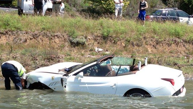 Лодка от Ferrari