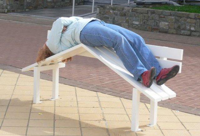 Креативные скамейки