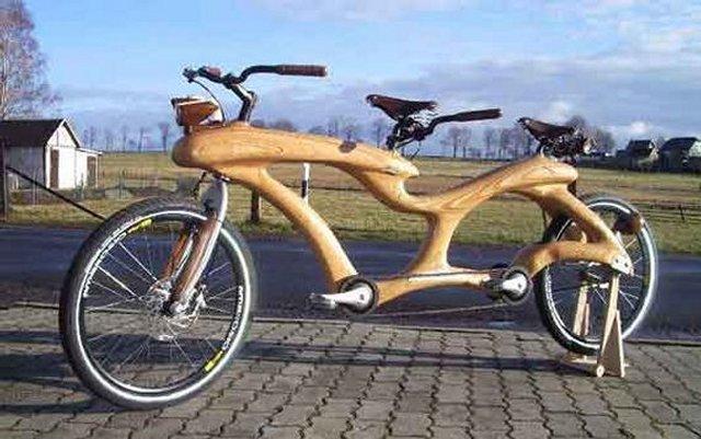 Велосипедный калейдоскоп