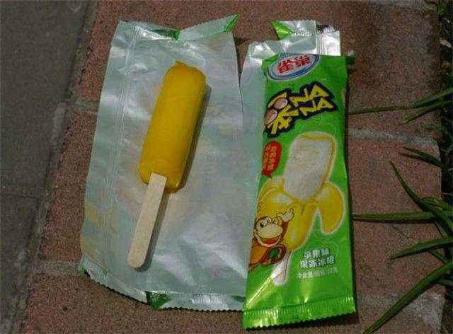 Мороженое которое не тает