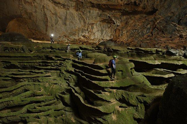 пещера Хан Сон Дунг