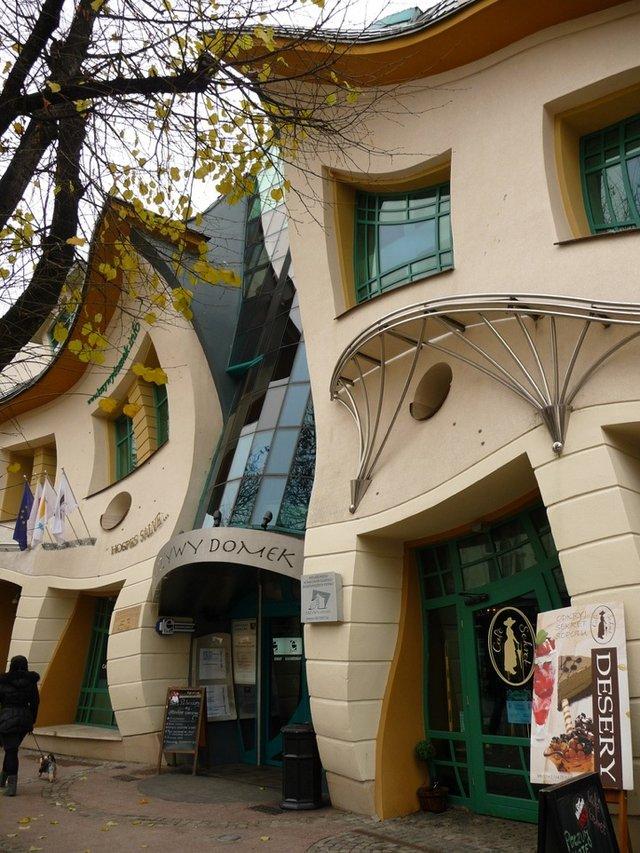Мультяшный домик