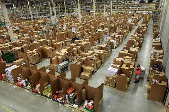 Интернет магазин AMAZON