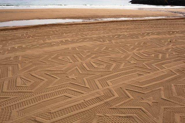 Пляжный принтер